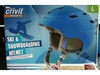 Ski and snowboard helmet size L