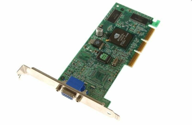 5184-3942 - HP Nvidia TNT2 (Vanta) PCI Graphics Card