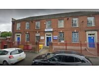 NEWLY REFURBISHED,LARGE OFFICE SPACE AVAILABLE, CRESCENT HOUSE, BROAD STREET, BILSTON, ALL BILLS INC
