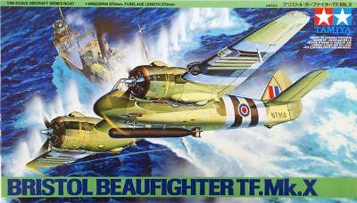 Tamiya Bristol Beaufighter TF.Mk.X 1/48 Scale Kit 61067