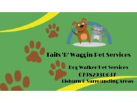 Tails 'R' Waggin Pet Sitting/Pet Taxi/Pet Services
