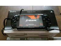 Psp 2003 piano black as new