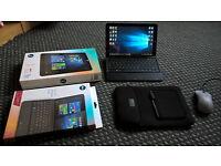 "*SWAPS* 10"" Laptop/Tablet Windows 10 Quad Core etc..."