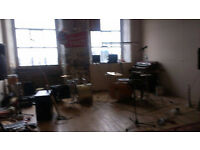 Shared rehearsal space ancoats, £130/month