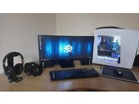 All you need FULL setup GAMING PC