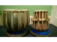 Tabla Set, Trolley Suitcase for Tabla and other Tabla Accessories for Sale at £130 (negotiable)