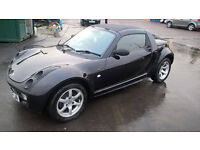 Smart roadster 700cc mint condition only 48000 on the clock