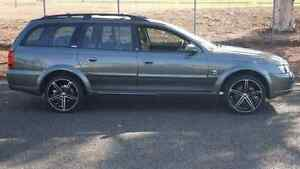 2004 VY Adventra AWD LS1 Temora Temora Area Preview