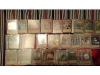 YuGiOh Entire Collection Includes Mats