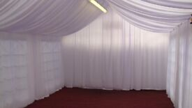Luxurious 4m X 10m Dynamic Marquee Available For Hire Wedding - Event - Party