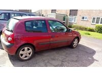 spares and repairs clio 1.5 dci 2001 dynamic .......300£....NEGOTIABLE