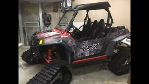 2015 Polaris RZR 900 XP