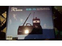 Thomann IEM-75 In-Ear Monitor system