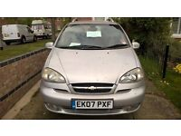 Chevrolet Tacuma 2 Litre CDX Plus Automatic (Petrol) - Spares or Repair - Low Mileage