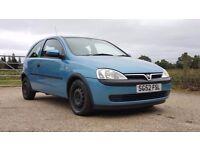Vauxhall Corsa Club 1.2 16v Easytronic (Automatic) Petrol