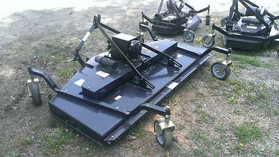 New 7 84 Finish Finishing Lawn Rear Discharge Mower Tractor Free Shipping