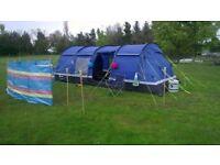 Blue Kalahari 8 man tent