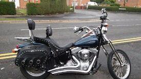 Harley Davidson S/Tail Springer For Sale.