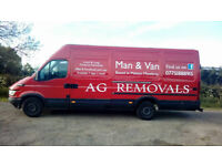MAN & VAN REMOVAL SERVICES