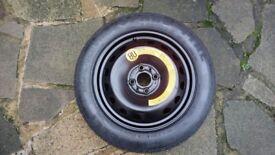 Pirelli Temporary Wheel T125/80 R15 95M Unused with Jack and Kit