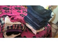 maternity clothing in most size 16