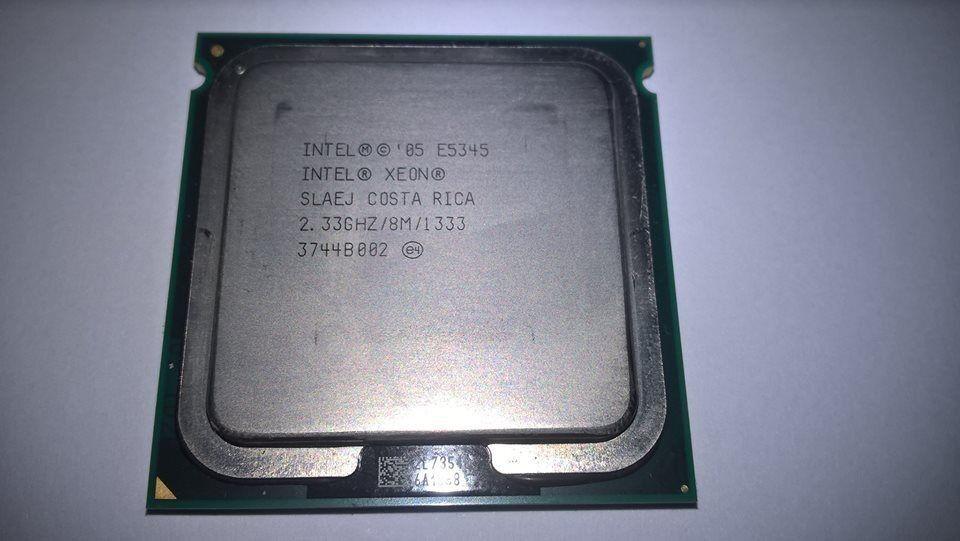 2.33GHz Intel Xeon E5345 Quad Core Workstation/Server CPU - Socket 771