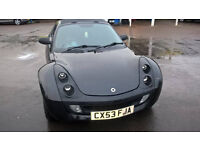 Smart roadster low miles only 48000 done