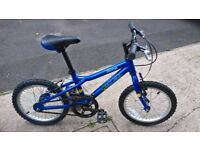"Dawes Blowfish Boys Bike 16"" Wheel's Single Speed"