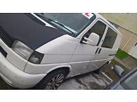 VOLKSWAGEN T4 VAN 2.5 TDI NEW CLUTCH JUST FITTED PLEASE READ READY TO GO