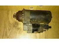 Starter engine motor 1.9tdi 90km 110km golf bora leon octavia