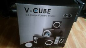 5.1 home cinema system