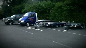 Vehicle Recovery /Enclosed Car Transport