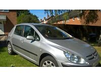 2001 peugeot for sale