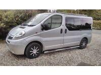 2010 Vauxhall Vivaro Campervan/ Day Van