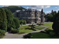 Lake District Hotel looking for Senior Chef de Partie - Live in available