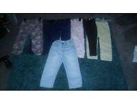 Bundle of girls clothing