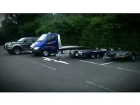 Car Transporter/Vehicle Recovery