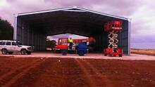 Shed Builder / Kit Shed Supplier (QT Constructions) Noarlunga Centre Morphett Vale Area Preview