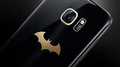 Im Batman-Design ist das Galaxy S7 vierstellige Beträge wert. (© Samsung)