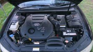 2007 Hyundai Sonata Sedan V6 RWC(o) AUTO