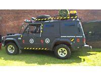 Rat Look Mitsubishi Pajero Spares or Repairs