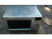 LG Microwave and oven combi