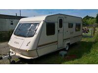Elddis Wisp 510 6 berth caravan