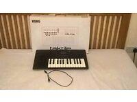 KORG Taktile (25 Key MIDI Keyboard)