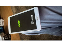 acer 7in tablet faulty
