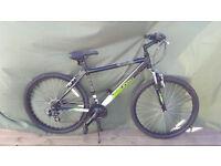 adult raleigh venture mountain bike