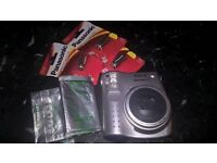 Instax Camera with Films, batteries and Photobooth props