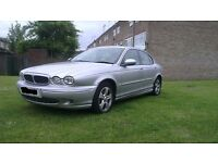 jaguar 2.0 diesel mint 2005 x type top spec