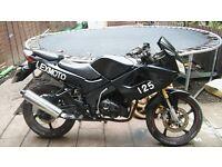 125cc lexmoto