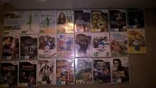 Nintendo wii 23 games wii fit Rosemeadow Campbelltown Area Preview
